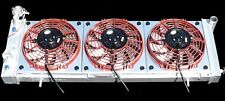 JEEP CHEROKEE XJ FFD EXTREME TRIPLE THREAT ELECTRONIC COOLING FAN CONVERSION KIT