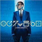 Chris Brown - Fortune (2012) Deluxe Edition Holographic Cover 2 x CD {CD Album}