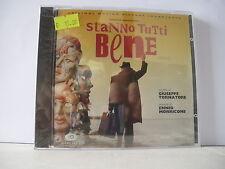 Stanno tutti bene -1 CD - E. MORRICONE - (A60)