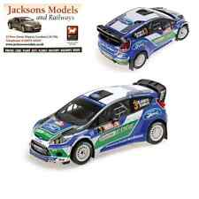 Minichamps 151 120803 Ford Fiesta RS WRC Wales 2012 Latvala/Anttila 1:18 Scale