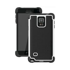 Ballistic Tough Jacket Case for Samsung Galaxy Note 4 - Black/White -