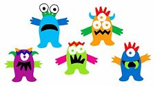 Sizzix Bigz Monster die #660069 Retail $19.99 Cuts Fabric! CREATE A MONSTER!!!