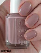NEW! Essie nail polish lacquer in LADY LIKE #316 ~ An elegant soft mauve