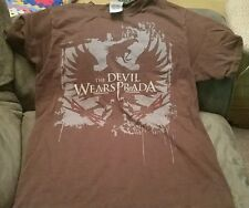 The Devil Wears Prada Game of Thrones T shirt Size Small Metal FREE SHIPPING!