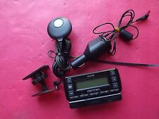 SIRIUS XM Stratus 6 Satellite Radio Receiver & Car Kit,Mount,Power connectSDPV1