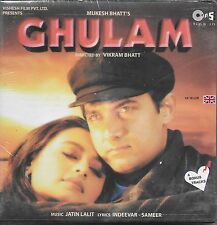 GHULAM - NEU BOLLYWOOD SOUNDTRACK CD