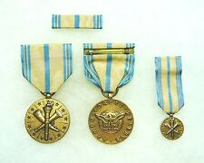 Department of Defense, Armed Forces Reserve Medal, Air Force, set of 3