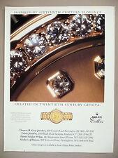 Rolex Cellini Watch PRINT AD - 1994 ~ wristwatch