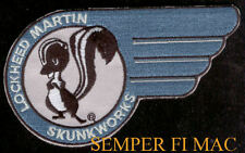 SKUNK WORKS WING HAT PATCH ADP US AIR FORCE PIN UP SR71 F22 F117 U2 F35 B2 GIFT