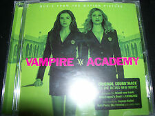 Vampire Academy Original Soundtrack CD (Katy Perry Iggy Azalea) - New