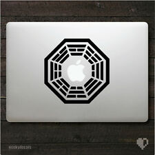 Lost Dharma Initiative Macbook Decal / iPad Decal
