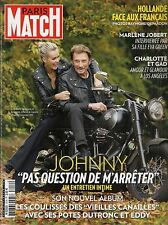 PARIS MATCH N° 3416--JOHNNY-DUTRONC & MITCHELL/MARLENE JOBERT/CHARLOTTE & GAD
