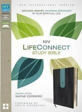 Niv Life Connect Study Bible : Growing Deeper, Growing Stronger in Your...
