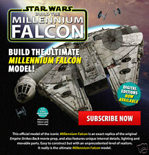 Build the Millennium Falcon Part Work Star Wars Issue 78 Star Wars Model Replica