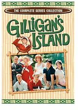 Gilligan's Island ~ Complete Series Season 1 2 3 1-3 ~ BRAND NEW 9-DISC DVD SET
