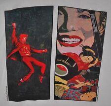 VTG 90s Roger Shimomura John Mark Peckham T Shirt ELVIS MARILYN MONROE Immortal