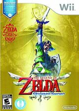 The Legend of Zelda: Skyward Sword - Nintendo  Wii Game