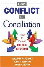 From Conflict to Conciliation: How to Defuse Difficult Situations, , Acceptable