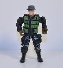 "3.75"" Desert Soldier w/ Floppy Hat Chap-Mei Action Figure"
