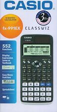 Casio FX-991EX Classwiz Scientific Calculator FX 991 EX  - 1YR Warranty