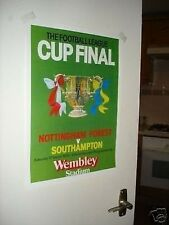 1979 Lge Cup Final Nottingham Forest Southampton POSTER