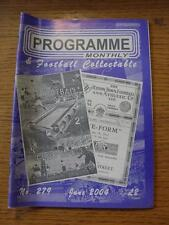 Jun-2004 Programme Monthly & Collectable: The Voice Of 'Football Programme' Coll