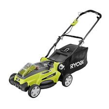 Ryobi 40 Volt Lithium Ion Cordless Push Walk Behind Lawn Mower Battery Electric