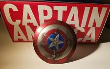 Genuine Hot Toys 1/6 Avengers Captain America MMS174 battle damaged Shield only
