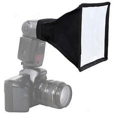 Mini Portable Speedlight Flash Softbox/Diffuser for Canon 580EX/430EX&II Metz