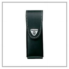 Victorinox Leather Belt Pouch Black *NEW,FAST DELIVERY* AU
