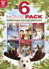 HallmarK Channel LIFETIME MOVIES DVD collector set Christmas Romance New sealed