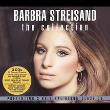 Collection: Funny Girl/The Way We Were/A Star Is Born Box  Barbra Streisand CD