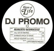 ROBERTO RODRIGUEZ  - All I Do Is Wrong - keys of life