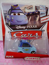 2013 CARS Pixar✿CHASE✿7/7 RUKA✿Blue '09 Microlux 4000✿Airport Adventure✿Waitress