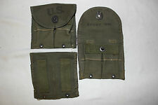 US Military WWII M1 Carbine Magazine Pouch- WW2 Dated 1944 New Old Stock