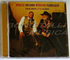 WILLIE NELSON & WYNTON MARSALIS - TWO MEN WITH THE BLUES - CD Sigillato