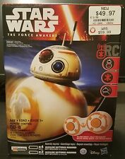 Star Wars The Force Awakens BB-8 Droid Robot Remote Control RC BRAND NEW SEALED!