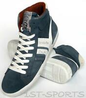PANTOFOLA D'ORO LIVIGNO MID MENS TRAINERS, SHOES GREY