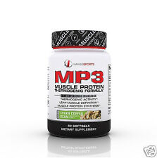 Image Sports MP3 Muscle Protein Thermogenic Weight Loss Formula (Best by 4/16)