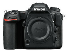 BRAND NEW Nikon D500 DSLR Camera DX Body Only USA Model