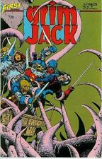 Grimjack # 12 (Timothy Truman, William Messner-Loebs) (USA, 1985)