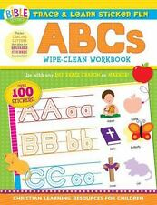 I'm Learning the Bible Activity Book: Trace and Learn Sticker Fun: ABCs by...