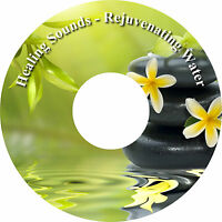 Healing Sounds of Nature Rejuvenating Water Relaxation CD Stress Relief Sleep