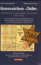 """6032: Kennzeichen """"Jude"""", Hans Ludwig Grabowski, Wolfgang Haney"""