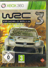 WRC 3-FIA World Rally Championship (Xbox 360)