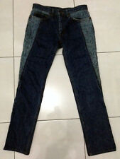 """Authentic HYSTERIC GLAMOUR """"ACID SNAKE"""" jeans size 28"""