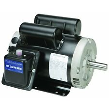 2 Horsepower Reversible Dual capacitor Compressor Replacement Motor