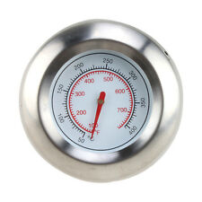 3''BBQ Smoke Barbecue Grill Thermometer Gauge Temp BBQ Camping Cook Temperature