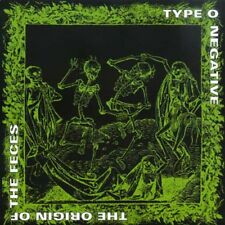 Origin Of The Feces (Gold) - Type O Negative (2001, CD NIEUW)