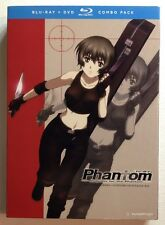 PHANTOM: REQUIEM FOR THE PHANTOM Complete Series - NEW 9-DISC DVD/ BLU-RAY SET!!